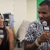 "Game ""Talks Favorite Cartoons & What His Kids Have Taught Him"" Video"