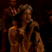 "M.I.A. Performs ""Come Walk With Me"" On Fallon"