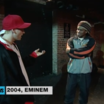 Eminem Battles Sway In 2004