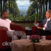 Kanye West On The Ellen Show Part 3