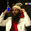 "Flatbush Zombies Freestyle On 106 & Park's ""The Backroom"""