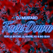 "DJ Mustard Feat. Lil Wayne, Big Sean, YG & Lil Boosie ""Face Down"" (Official Lyric Video)"
