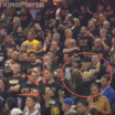 Watch Ayesha And Sonya Curry Blow Kisses To The Cleveland Fans After Steph's Ejection