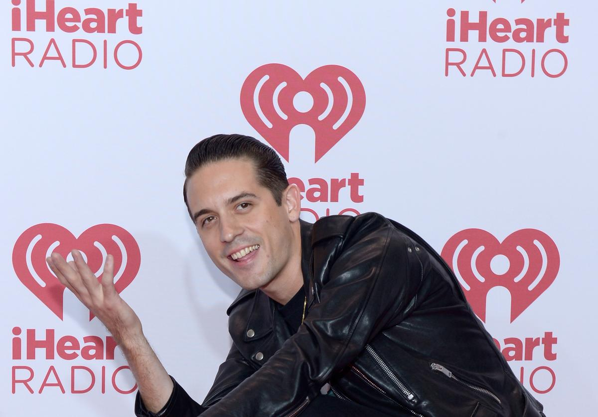 G-Eazy at 2014 iHeartRadio Music Festival