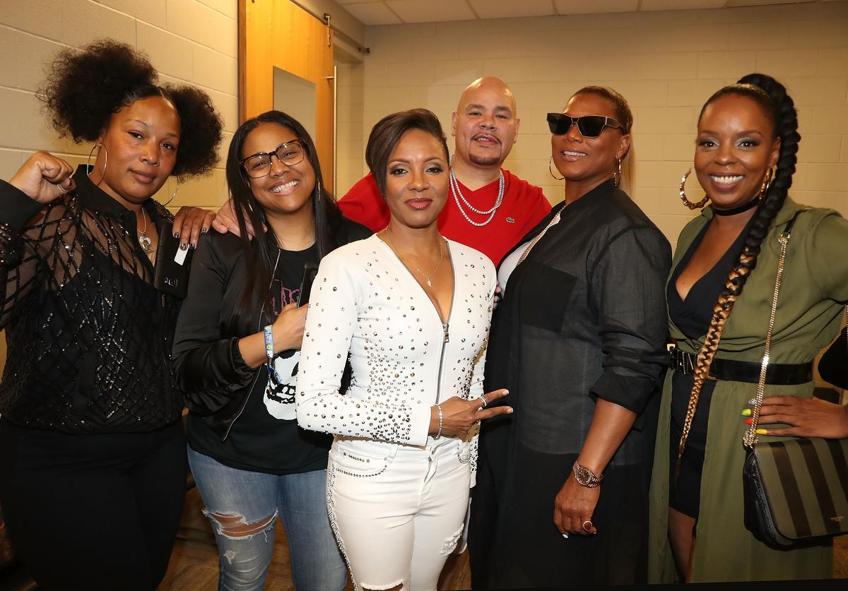 Fat Joe, Rah Digga, MC Lyte, Queen Latifah, Lady of Rage