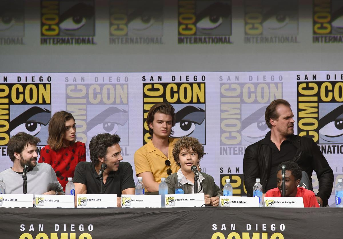 Comic-Con International 2017 - Netflix's 'Stranger Things' Panel