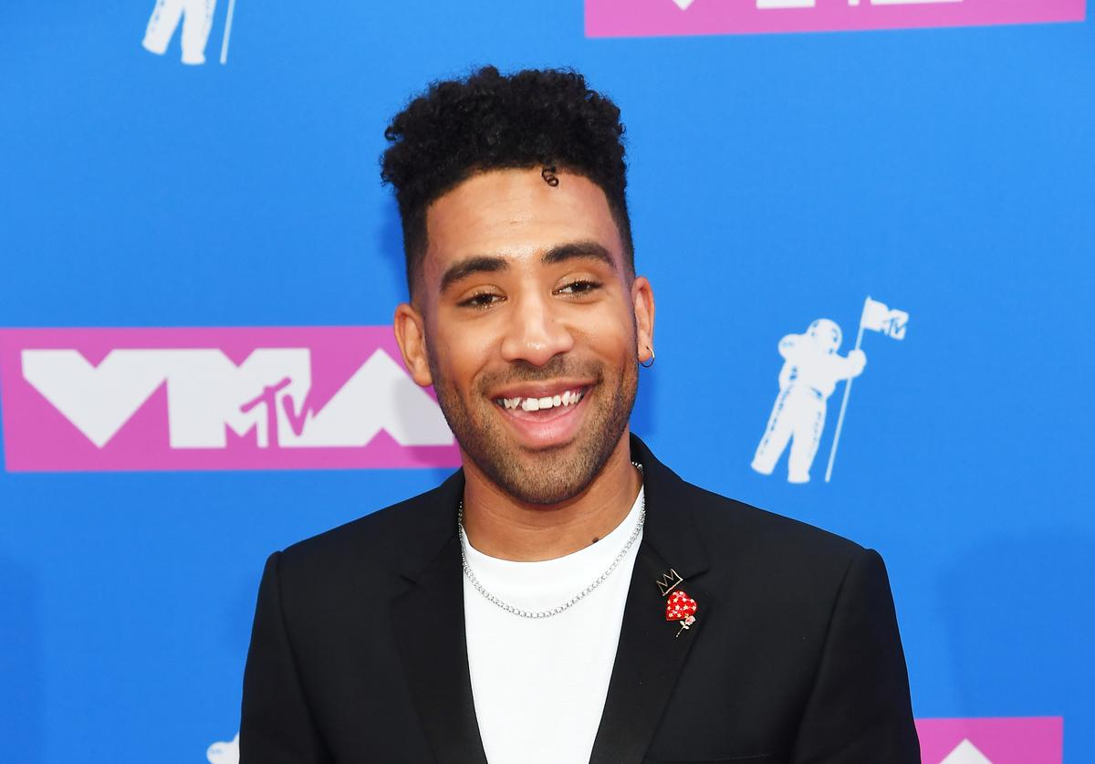 KYLE attends the 2018 MTV Video Music Awards at Radio City Music Hall on August 20, 2018 in New York City.