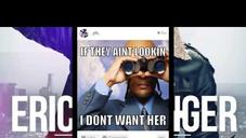 """Eric Bellinger Feat. Problem """"I Don't Want Her"""" (Lyric Video)"""