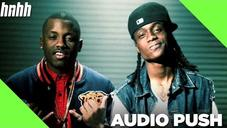 Audio Push Talk New Single With Wale, Working With Hit-Boy & Boi-1da (On Debut Album)