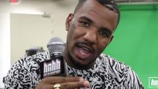 Game Talks Favorite Cartoons and What His Kids Have Taught Him