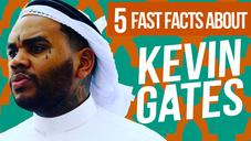 5 Fast Facts About Kevin Gates