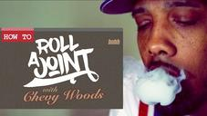 How to Roll a Joint with Chevy Woods