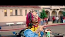 """Lil Pump Brings His """"Gucci Gang"""" (And A Tiger) To School"""