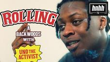 """Uno The Activist Shouts Out Jamba Juice & Wiz Khalifa On """"How To Roll"""""""