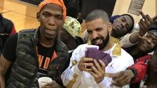 """Drake & BlocBoy JB Get Jiggy In New Video For """"Look Alive"""""""