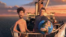 """Lil Dicky Releases Animated """"Earth"""" Visual Ft. 30 Of Today's Top Musicians"""