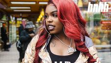 """Dreezy Recalls Kanye West Eating Her Mom's Food On """"Snack Review"""""""