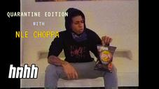 NLE Choppa Remembers When He Couldn't Afford $1 Snacks At School & Now He Has Them All