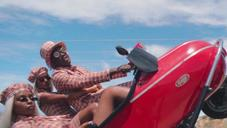 """Lil Yachty Holds Oliver Tree Hostage In """"Asshole"""" Music Video"""