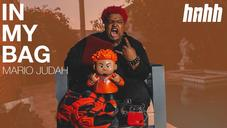 "Mario Judah Shows Off His Rockstar Face Tattoos On ""In My Bag"""