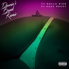 "A$AP Rocky Joins Ty Dolla $ign On The Remix To ""Dawsin's Breek"""