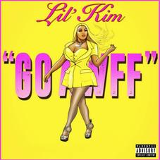 "Lil Kim Loads & Cocks The Strap On ""Go Awff"""