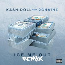 "2 Chainz Jumps On The Remix To Kash Doll's ""Ice Me Out"""