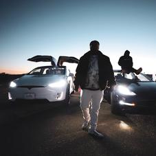 """King Louie Breaks Out The """"Tesla"""" For Latest Music Video"""