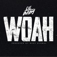 "Lil Baby Delivers His Latest Single ""Woah"""