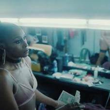 "D Smoke & SiR ""Lights On"" Video Stars Issa Rae As A Gun-Toting Stripper"