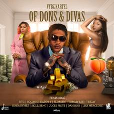 "Vybz Kartel Drops Off ""Of Dons And Divas"""