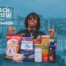 """Kenny Mason Rates The Best Vegan Treats On """"Snack Review"""""""