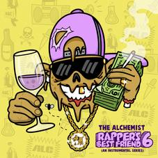 """The Alchemist Plys His Trade On """"Rapper's Best Friend 6"""""""