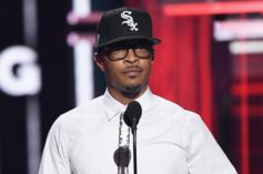 """T.I. Says His Kids """"Ain't Rocking"""" With Him Right Now"""