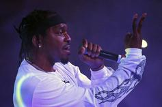 """Pusha T Is """"Putting Final Touches"""" On Teyana Taylor's Album"""