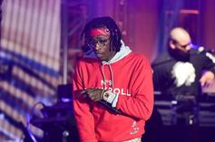 Young Thug Arrested On Felony Gun Charge