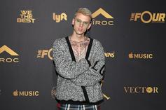 "MGK Admits He Won't Respond To Eminem's ""Killshot"""