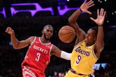 Rajon Rondo's Relative Lashes Out At Chris Paul's Wife