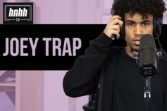 Joey Trap Cuts Through The Fanfare In HNHH Freestyle Session