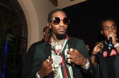 """Offset Shrugs At His Own Marital Advice: """"N****s Ain't Slick"""""""