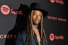 Ty Dolla $ign Facing 15 Years In Prison For Cocaine Possession