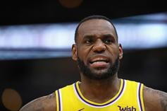 LeBron James Played In Immense Pain According To Physical Therapist