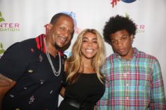 Wendy Williams' Son & Husband Square Up In Parking Lot