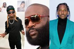 Rick Ross Reportedly United Lil Wayne & Pusha T On Same Track