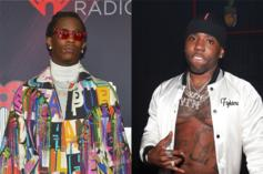 YFN Lucci Says He Slept With Young Thug's Girlfriend; She Responds
