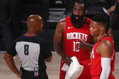 Russell Westbrook Was Fed Up Of James Harden's Partying