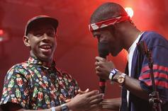 Frank Ocean Steps Out For First Time In Months With Tyler, The Creator