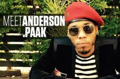 Meet Anderson .Paak: The Most Exciting New Voice In R&B