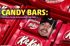 Candy Bars: The Best Candy References In Hip Hop