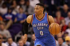 Russell Westbrook Set Another NBA Record Last Night